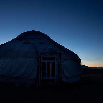 The Gerr is the portable home of the Kazakh Eagle Hunters | ZEISS DISTAGON F2 25MM