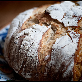 Sourdough Bread | ZEISS PLANAR F1.4 50MM <br> Click image for more details, Click <b>X</b> on top right of image to close