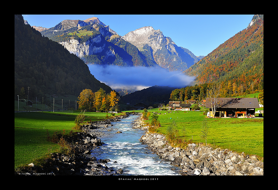 Lauterbrunnen, Interlaken - Bernese Oberland, Switzerland - October 2015 | LENS MODEL NOT SET <br> Click image for more details, Click <b>X</b> on top right of image to close