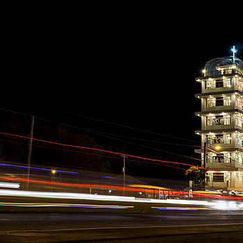 Pope John Paul II Monument Tower | ZEISS TOUIT F1.8 32MM