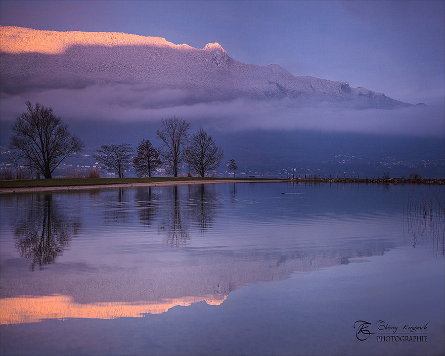 Sunrise, a sublime atmosphere, Lac du Bourget, France | ZEISS CY MAKRO-PLANAR 60MM F2.8 <br> Click image for more details, Click <b>X</b> on top right of image to close