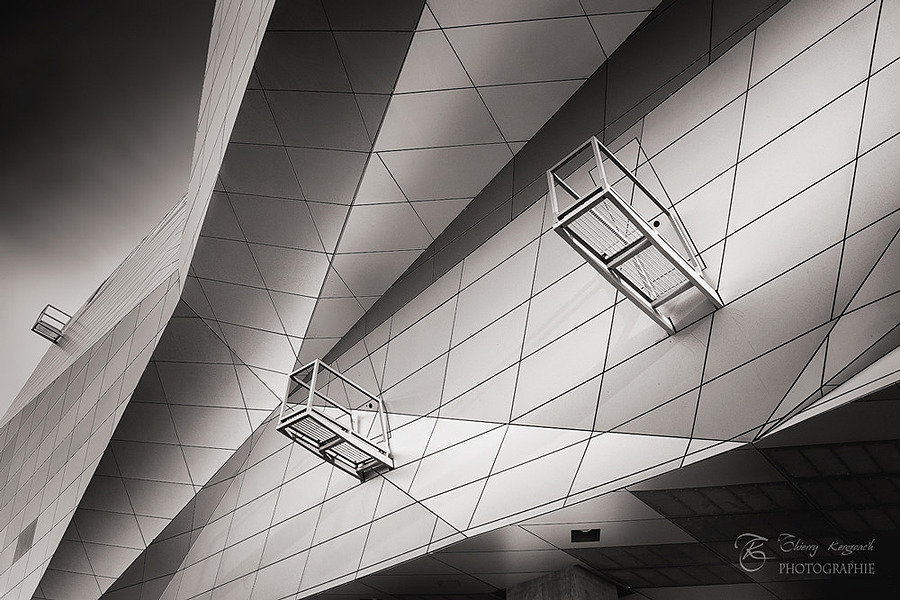 Musée des Confluences, Lyon, France | ZEISS DISTAGON F1.4 35MM <br> Click image for more details, Click <b>X</b> on top right of image to close
