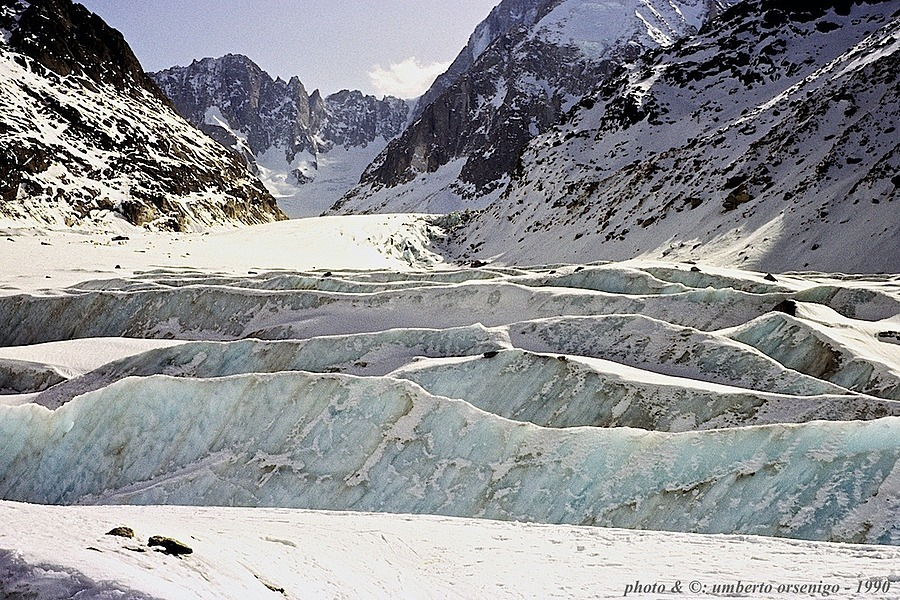 Mer de Glace | ZEISS CY TESSAR 45MM F2.8 <br> Click image for more details, Click <b>X</b> on top right of image to close