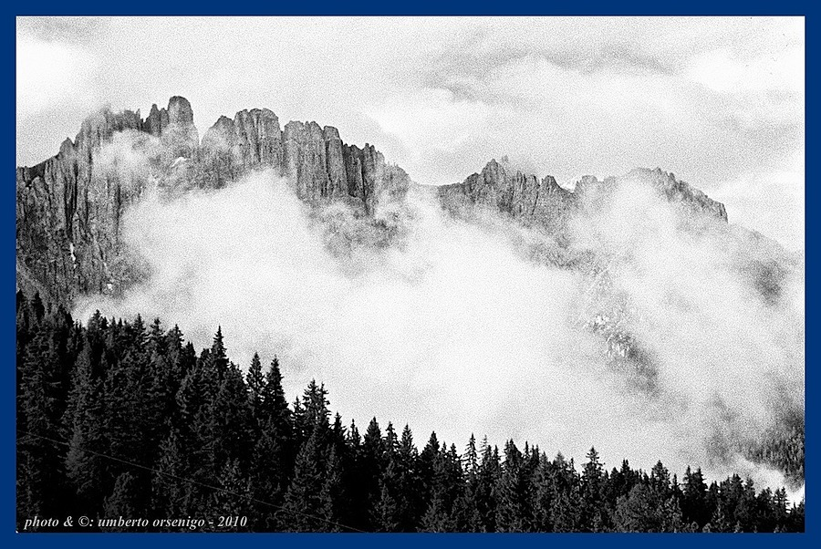 Dolomiti - Vista da Carezza | ZEISS CY PLANAR 50MM F1.4 <br> Click image for more details, Click <b>X</b> on top right of image to close