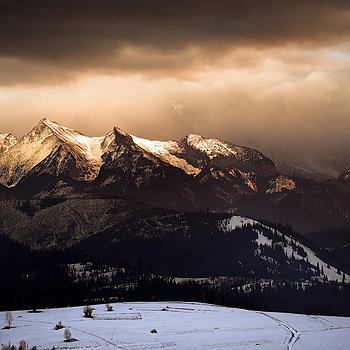 Tatra Mountains .... | LENS MODEL NOT SET