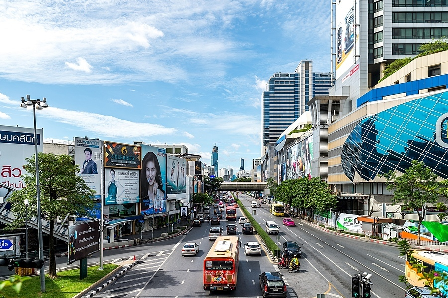 Bangkok Downtown | ZEISS DISTAGON F2 25MM <br> Click image for more details, Click <b>X</b> on top right of image to close