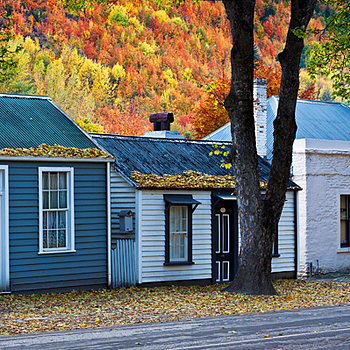 Arrowtown in Autumn | ZEISS CY VARIO-SONNAR 35-70MM F3.4 <br> Click image for more details, Click <b>X</b> on top right of image to close