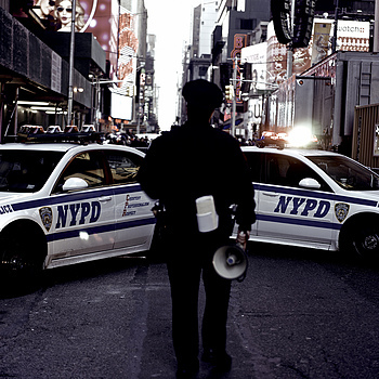 NYPD in action | ZEISS SONNAR 55MM F1.8 FE ZA