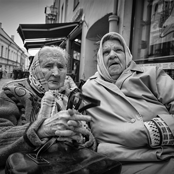 Ladies of Vilnius | ZEISS 25MM F2 DISTAGON <br> Click image for more details, Click <b>X</b> on top right of image to close