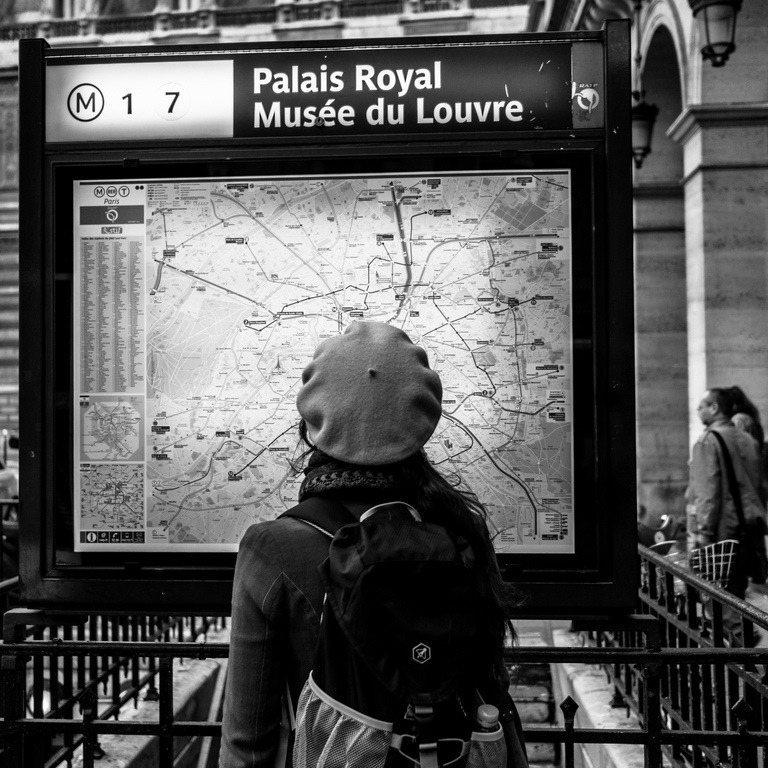lost in Paris | ZEISS SONNAR 24MM F1.8 <br> Click image for more details, Click <b>X</b> on top right of image to close