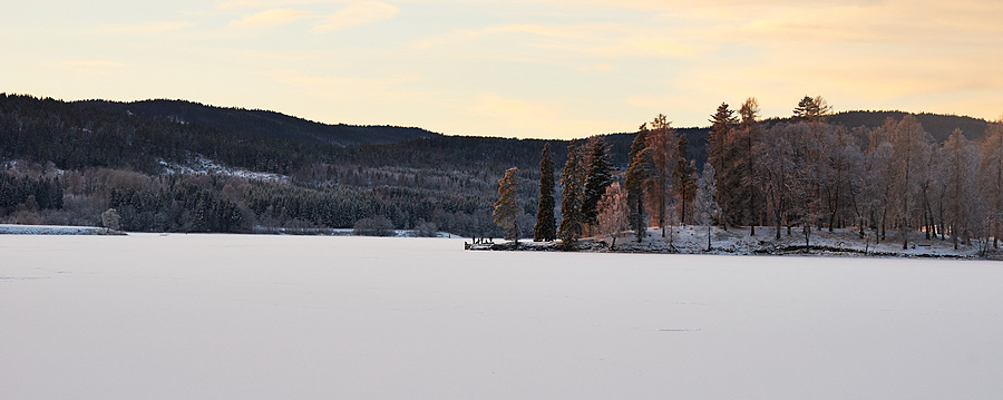 Frozen Lake | ZEISS FE 35MM F2.8 ZA <br> Click image for more details, Click <b>X</b> on top right of image to close