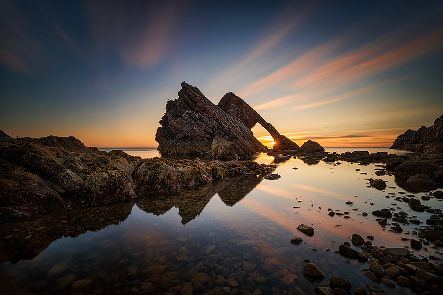 Bow Fiddle Rock | ZEISS VARIO-TESSAR T* FE 16-35MM F4 ZA OSS <br> Click image for more details, Click <b>X</b> on top right of image to close