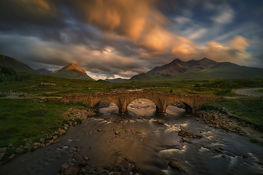 Sligachan Bridge | ZEISS VARIO-TESSAR T* FE 16-35MM F4 ZA OSS <br> Click image for more details, Click <b>X</b> on top right of image to close