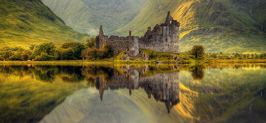 Kilchurn Caslte | LENS MODEL NOT SET <br> Click image for more details, Click <b>X</b> on top right of image to close