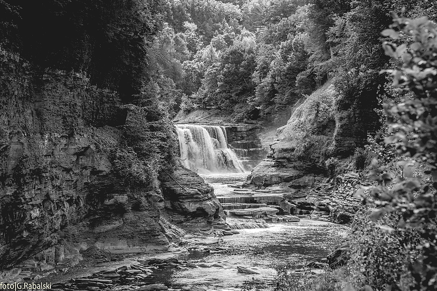 Letchworth NY.Lower.Falls | ZEISS PLANAR F1.4 85MM <br> Click image for more details, Click <b>X</b> on top right of image to close