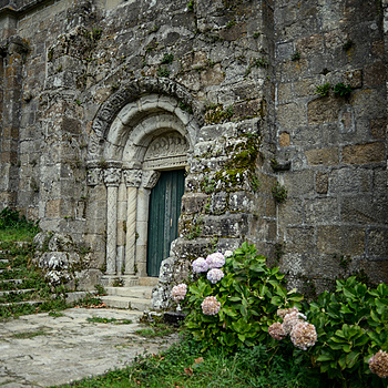 Monastery, Galicia, Spain | ZEISS DISTAGON F2 28MM <br> Click image for more details, Click <b>X</b> on top right of image to close