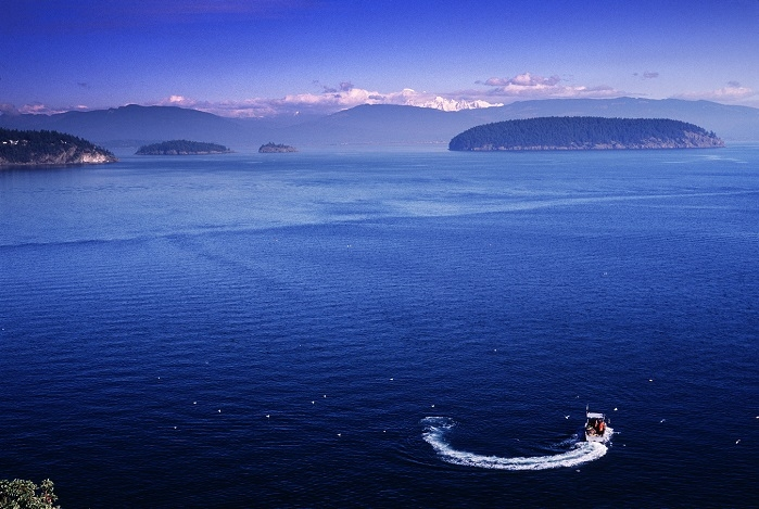 Puget Sound and San Juan Islands. Washington. | LENS MODEL NOT SET <br> Click image for more details, Click <b>X</b> on top right of image to close
