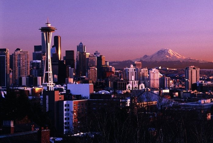 Seattle, Washington. | LENS MODEL NOT SET <br> Click image for more details, Click <b>X</b> on top right of image to close