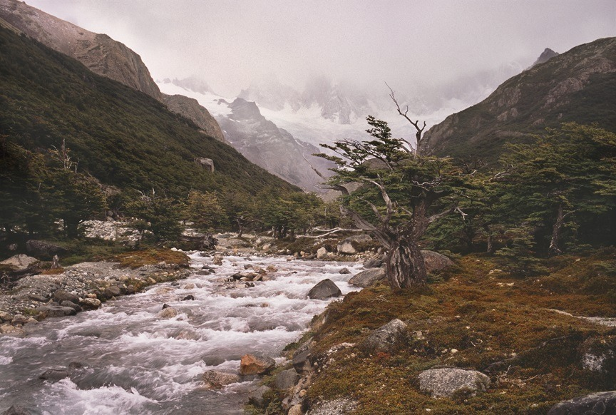 Rio Blanco. Patagonia, Argentina. | ZEISS ZM BIOGON F2.0 35MM <br> Click image for more details, Click <b>X</b> on top right of image to close