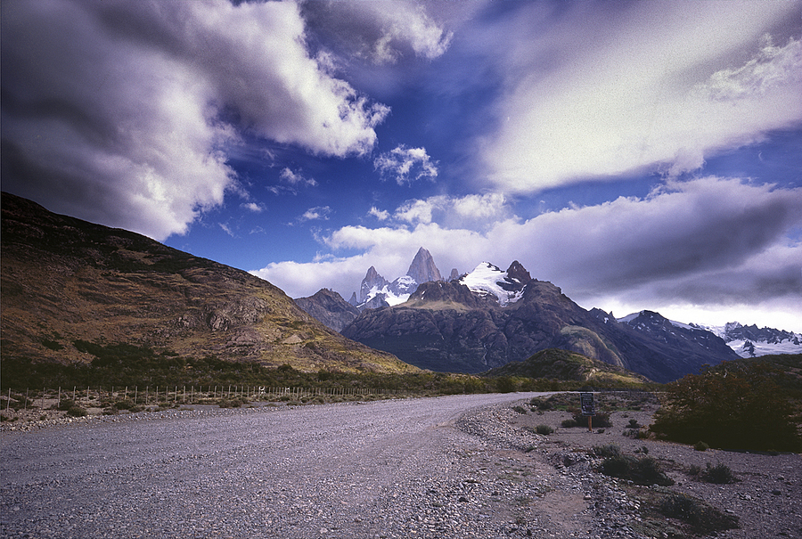 Mount FitzRoy, Patagonia, Argentina. | LENS MODEL NOT SET <br> Click image for more details, Click <b>X</b> on top right of image to close