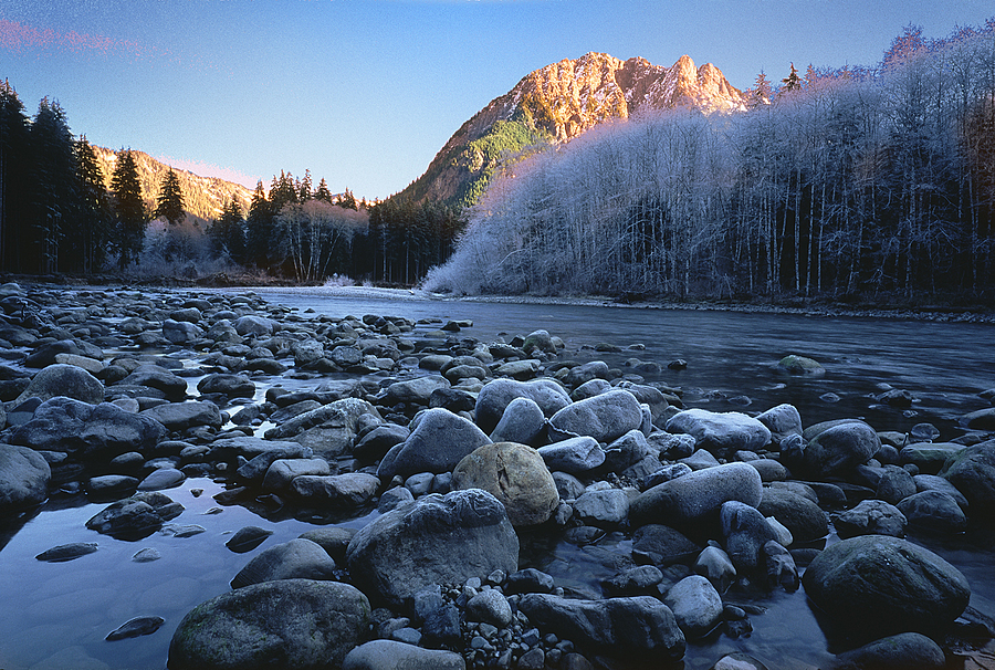 Middle Fork Snoqualmie and Mt. Garfield. Washington Cascades. | LENS MODEL NOT SET <br> Click image for more details, Click <b>X</b> on top right of image to close