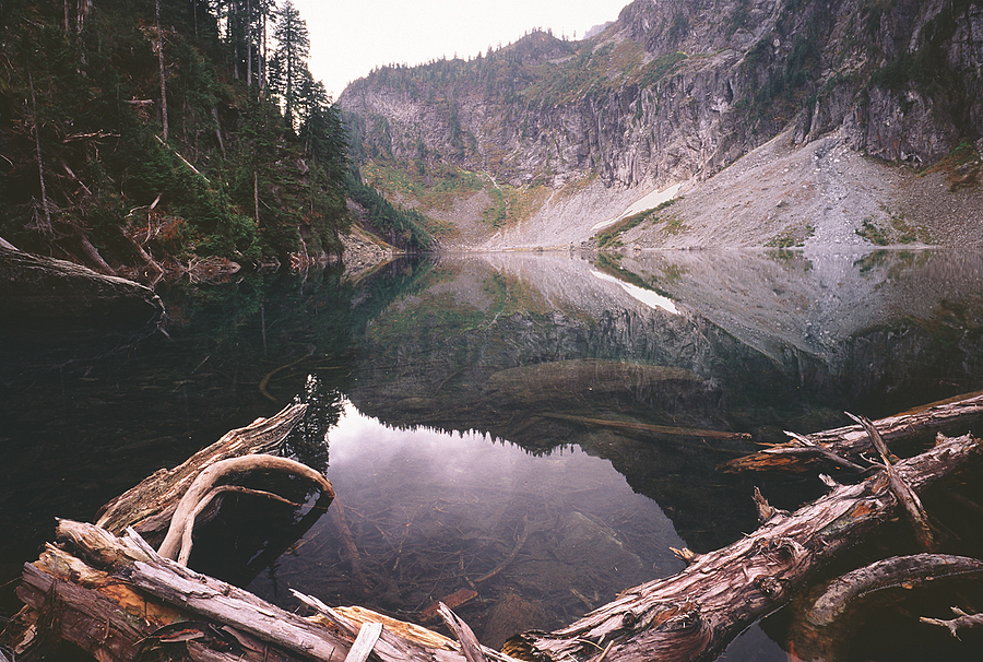 Lake Serene. Washington Cascades. | ZEISS G BIOGON 21MM F2.8 <br> Click image for more details, Click <b>X</b> on top right of image to close