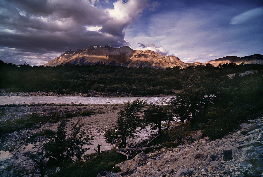 Rio Electrico, Patagonia, Argentina. | ZEISS ZM C BIOGON F4.5 21MM <br> Click image for more details, Click <b>X</b> on top right of image to close
