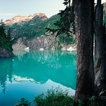 Blanca Lake. Washington Cascades. | ZEISS G BIOGON 21MM F2.8