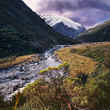 Dart River. Mt.Aspiring Nat. Park, New Zealand. | ZEISS G BIOGON 21MM F2.8 <br> Click image for more details, Click <b>X</b> on top right of image to close