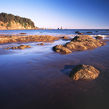 Third Beach. Olympic Nat. Park, Wa. | ZEISS G BIOGON 21MM F2.8 <br> Click image for more details, Click <b>X</b> on top right of image to close
