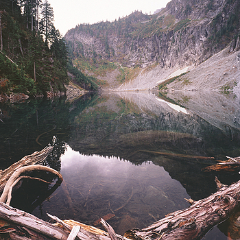 Lake Serene. Washington Cascades.