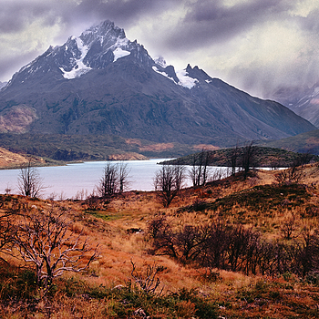 Paine Grande, Patagonia, Chile. | ZEISS G PLANAR 35MM F2