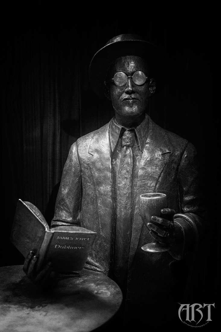 James Joyce | LENS MODEL NOT SET <br> Click image for more details, Click <b>X</b> on top right of image to close
