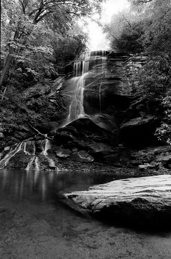 Catawba Falls | ZEISS DISTAGON F2.8 21MM <br> Click image for more details, Click <b>X</b> on top right of image to close