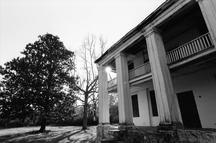 Ruins of Cahaba, Alabama | ZEISS DISTAGON F2 28MM <br> Click image for more details, Click <b>X</b> on top right of image to close