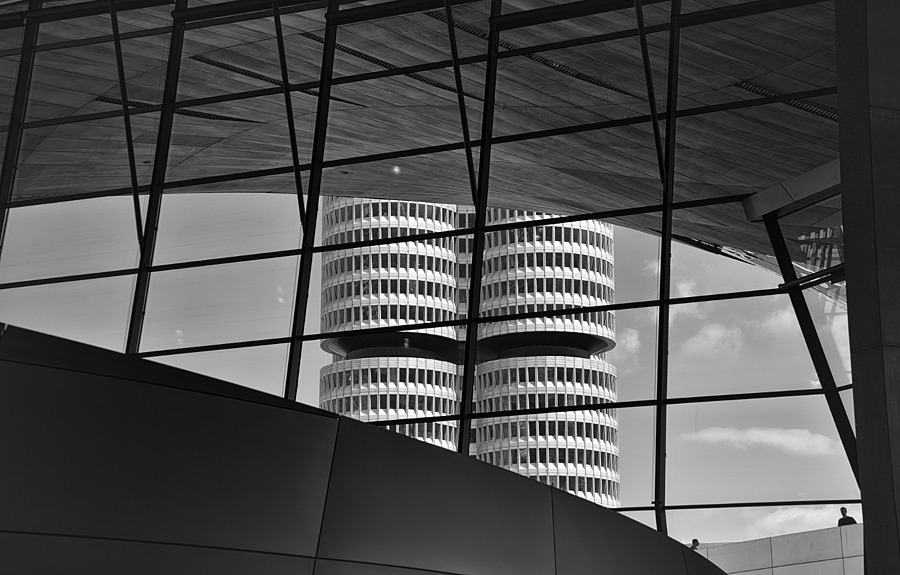 BMW HQ, Munich, Germany | ZEISS ZA VARIO-SONNAR F2.8 24–70MM <br> Click image for more details, Click <b>X</b> on top right of image to close