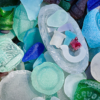 seaglass collection | ZEISS APO SONNAR F2 135MM <br> Click image for more details, Click <b>X</b> on top right of image to close