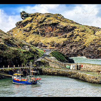 Boscastle harbour | ZEISS OTUS APO PLANAR 85MM F1.4