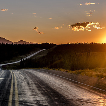 Alaska Highway | ZEISS FE 35MM F2.8 ZA <br> Click image for more details, Click <b>X</b> on top right of image to close