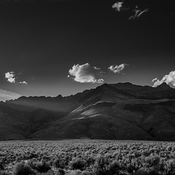 Afternoon Light, Steens Mountains | ZEISS SONNAR 24MM F1.8