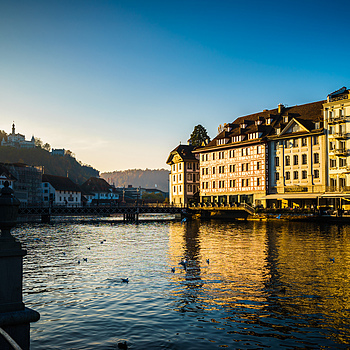 Golden Lucerne | ZEISS DISTAGON 35MM F1.4 FE ZA <br> Click image for more details, Click <b>X</b> on top right of image to close