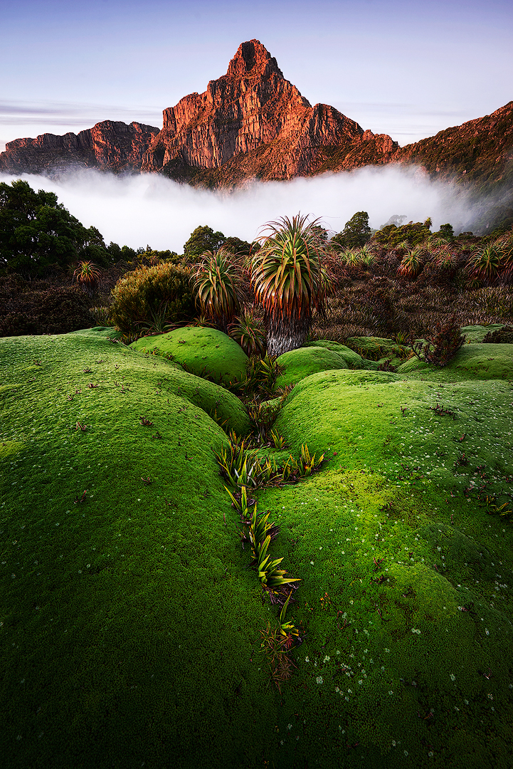 Mt Anne, Southwest National Park, Tasmania | ZEISS VARIO-TESSAR T* FE 16-35MM F4 ZA OSS <br> Click image for more details, Click <b>X</b> on top right of image to close