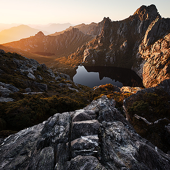 Square Lake, Southwest National Park, Tasmania | ZEISS VARIO-TESSAR T* FE 16-35MM F4 ZA OSS