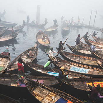 Boats of Buriganga