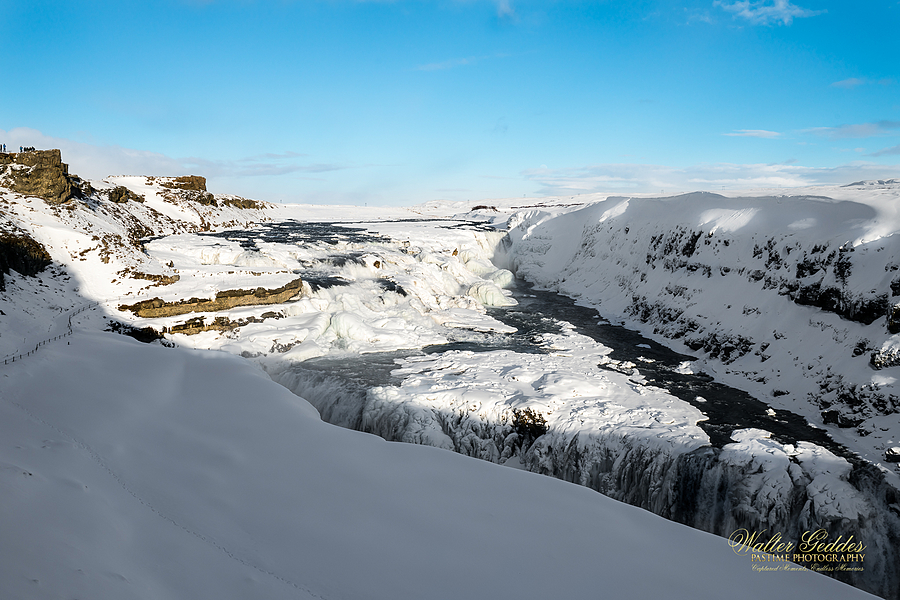 Gullfoss Iceland 2 | ZEISS VARIO-TESSAR T* FE 16-35MM F4 ZA OSS <br> Click image for more details, Click <b>X</b> on top right of image to close