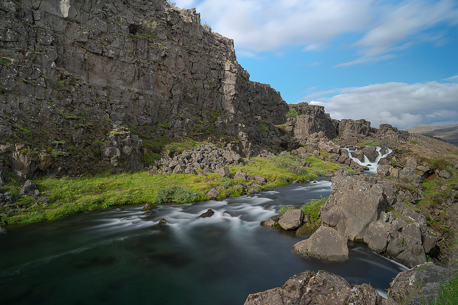 Thingvellir | ZEISS 25MM F2 DISTAGON <br> Click image for more details, Click <b>X</b> on top right of image to close