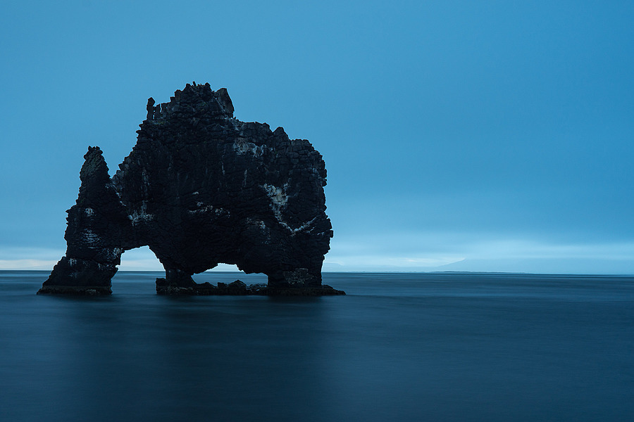 Hvitserkur | ZEISS 25MM F2 DISTAGON <br> Click image for more details, Click <b>X</b> on top right of image to close