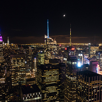 Top of the Rock | ZEISS VARIO SONNAR 10.4-37.1MM F1.8-4.9 <br> Click image for more details, Click <b>X</b> on top right of image to close