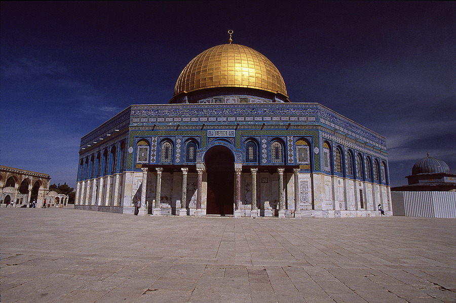 Dome of the Rock | LENS MODEL NOT SET <br> Click image for more details, Click <b>X</b> on top right of image to close