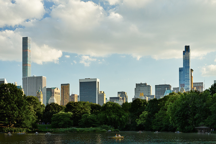 Central Park Comes Together | ZEISS SONNAR 55MM F1.8 FE ZA <br> Click image for more details, Click <b>X</b> on top right of image to close